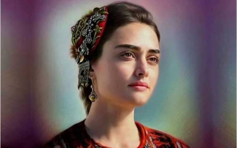 حلیمہ سلطان ،ڈرامہ ارتغل