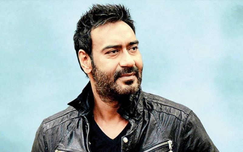 اجے دیوگن ، نصرت کو خراج عقیدت